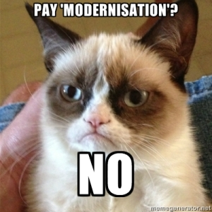 pay modernisation